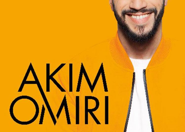 Akim Omiri à Paris 10ème