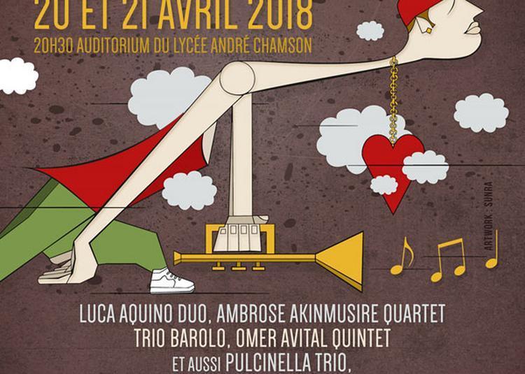 Akinmusire 4tet - Aquino Ioanna Duo à Le Vigan