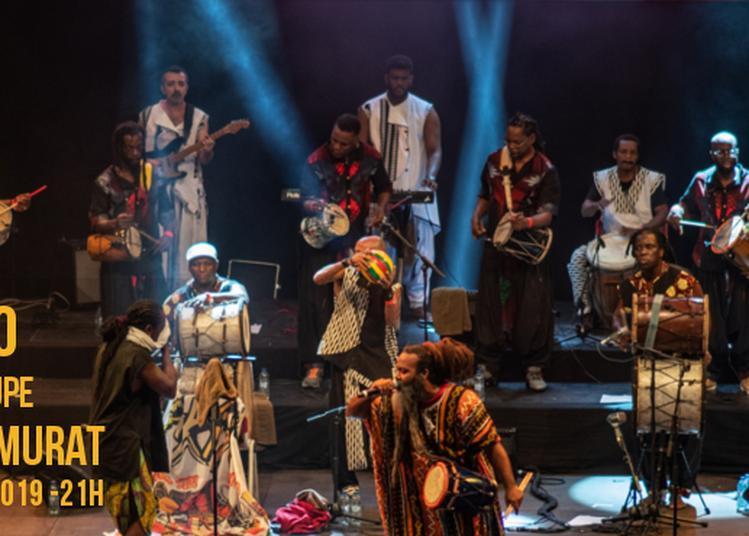 Akiyo - Festival Terre De Blues De Marie Galante Jour 3 à Grand Bourg