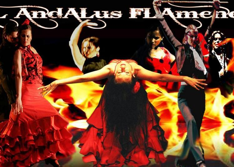 Spectacle Al Andalus Flamenco Nuevo à Cannes