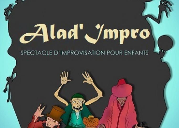 Alad'impro à Dijon