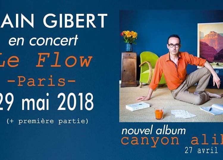 Alain Gibert à Paris 7ème