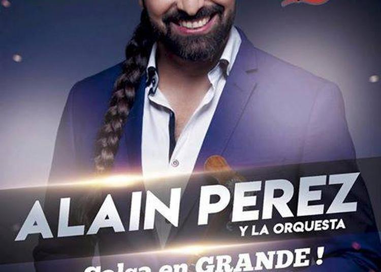 Alain Perez y la Orchestra - Salsa en Grande à Marseille
