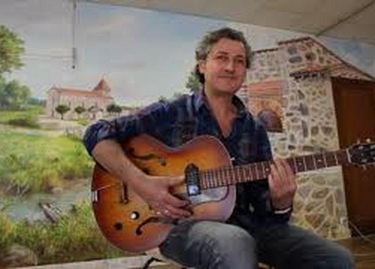 Alain Schneider à Beaucourt