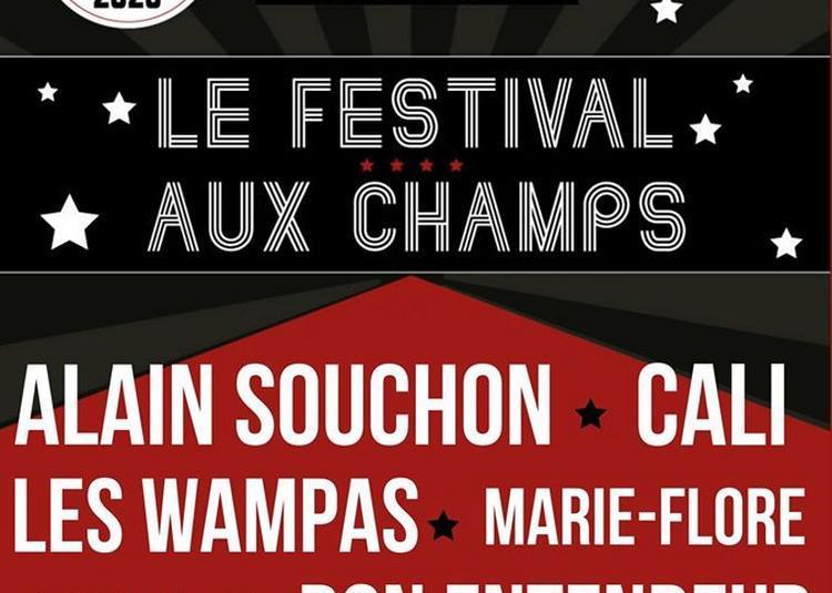Alain Souchon / Marie-Flore à Chanteix