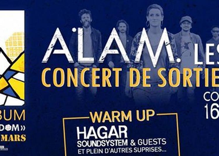 ALAM - release party à Bordeaux
