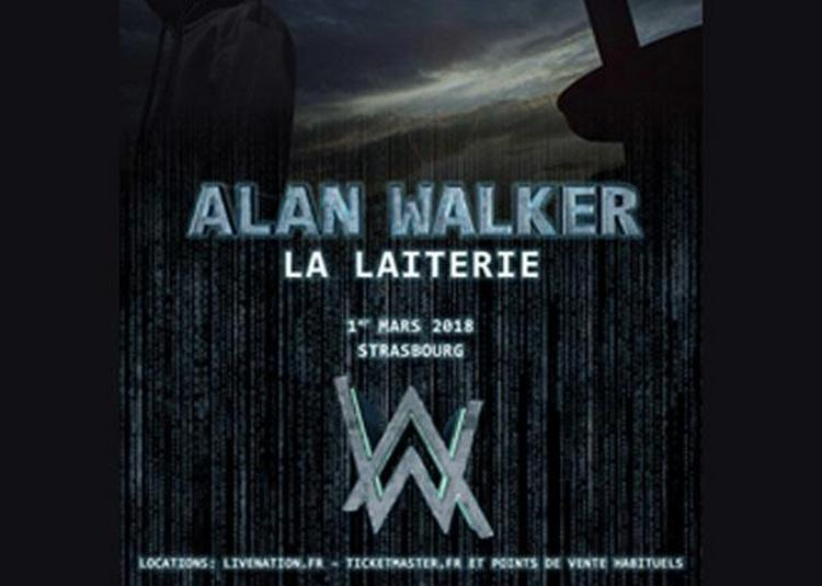 Alan Walker à Strasbourg