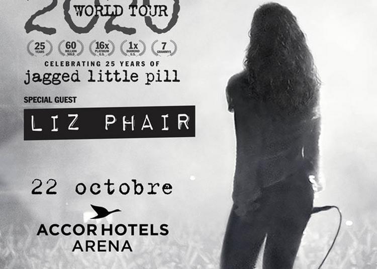 Alanis Morissette à Paris 12ème