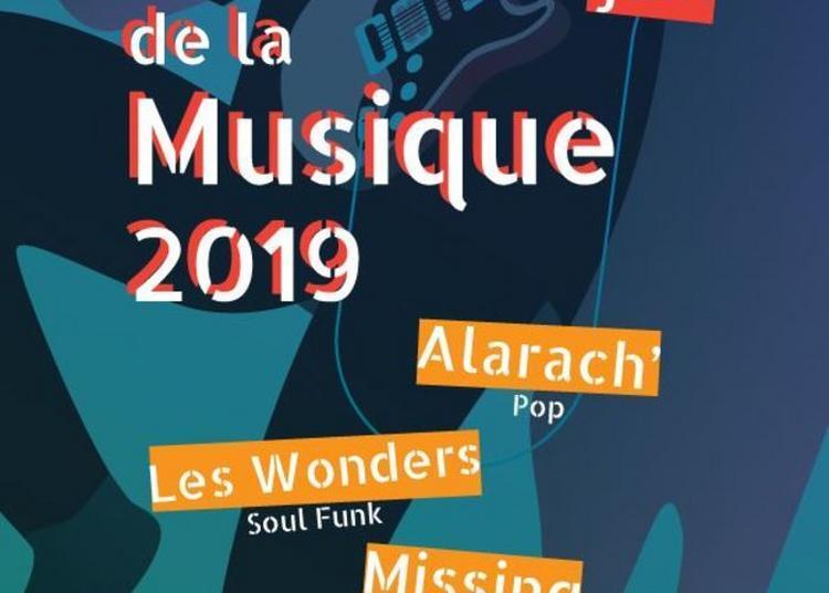 Alarach' / The Wonders / Missing à Orléans