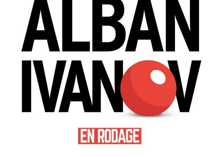 Alban Ivanov à Courbevoie