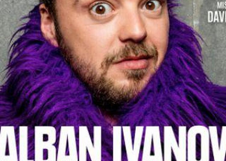 Alban Ivanov à Saint Quentin