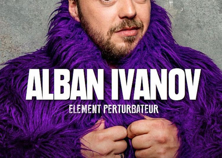 Alban Ivanov à Chenove