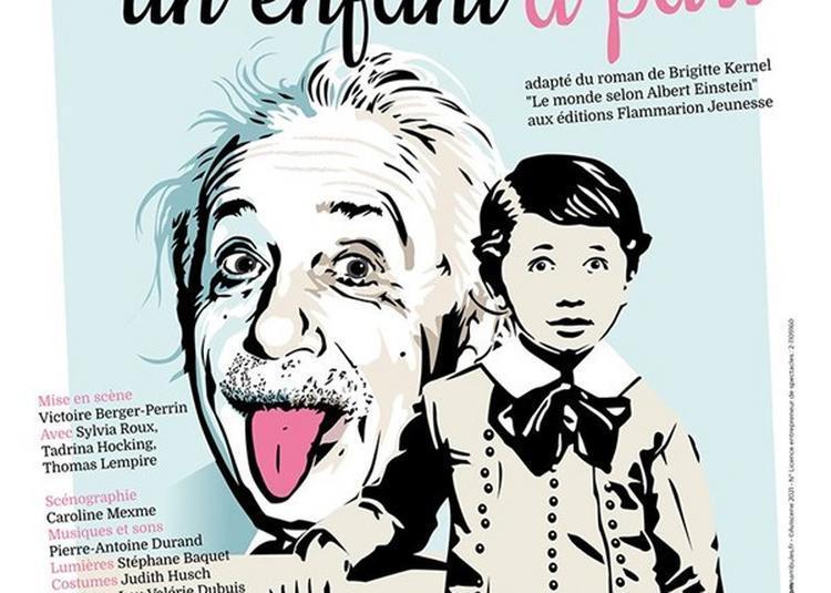 Albert Einstein, Un Enfant à Part à Paris 17ème