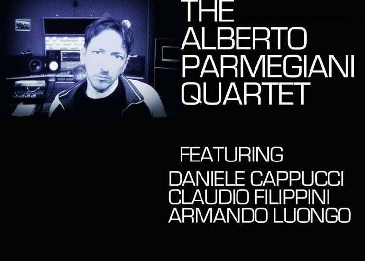 Alberto Parmegiani Quartet à Nilvange