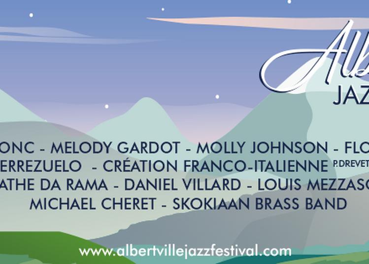 Albertville Jazz Festival - Quartet Franco-Italien à Mercury