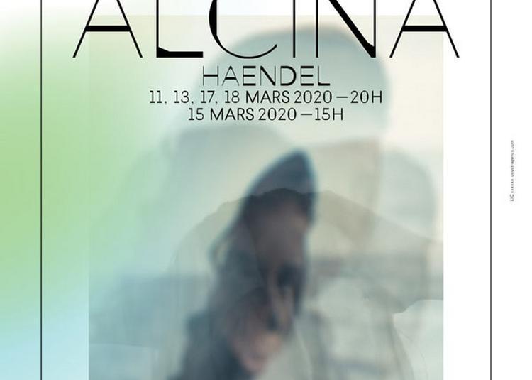 Alcina - Haendel à Nancy