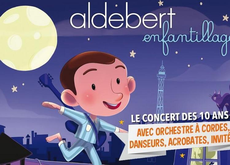 Aldebert à Paris 18ème
