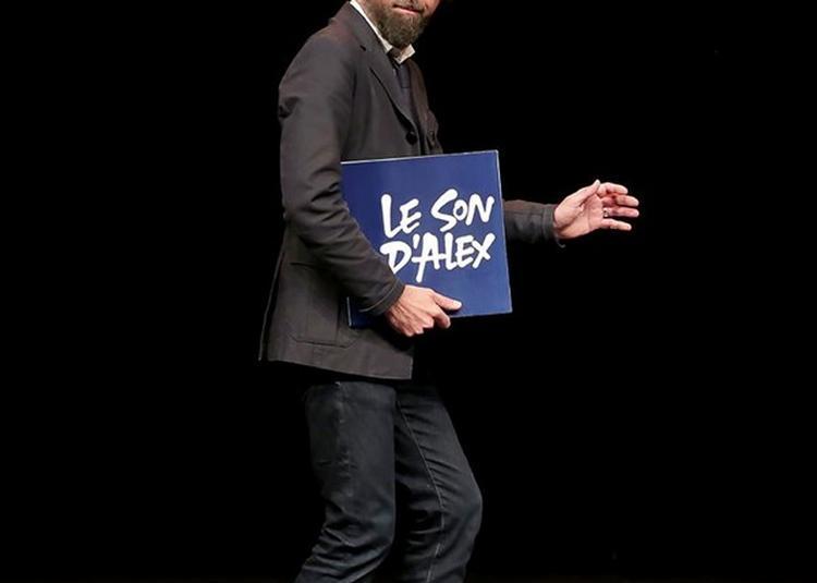 Alex Jaffray à Paris 9ème