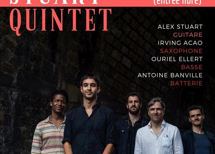 Alex Stuart Quintet à Paris 14ème