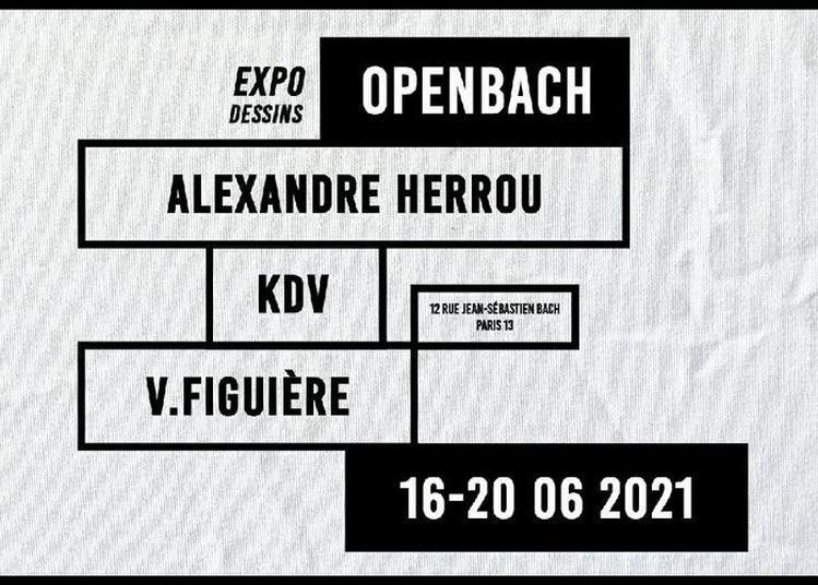 Alexandre Herrou - KDV - Véronique Figuière à Paris 13ème