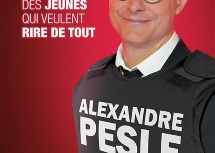 Alexandre Pesle, conseils aux jeunes qui veulent rire de tout à Blois