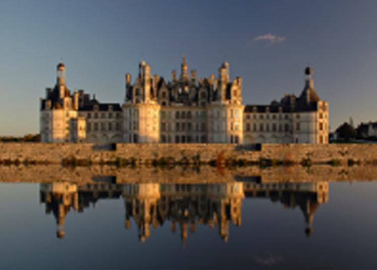 Alexandre Tharaud à Chambord