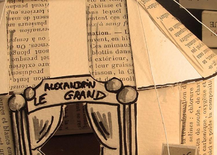 Alexandrin Le Grand Césure À L'hémistiche à Amiens