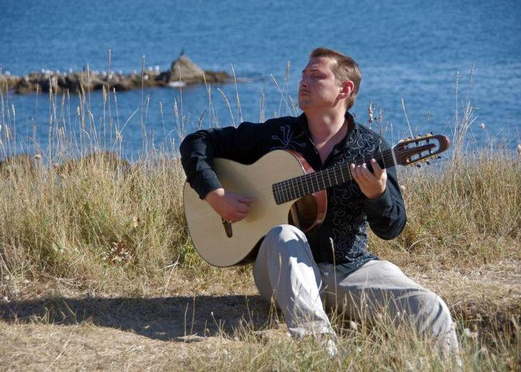 Alexei Khorev : virtuose russe de la guitare à Nantes
