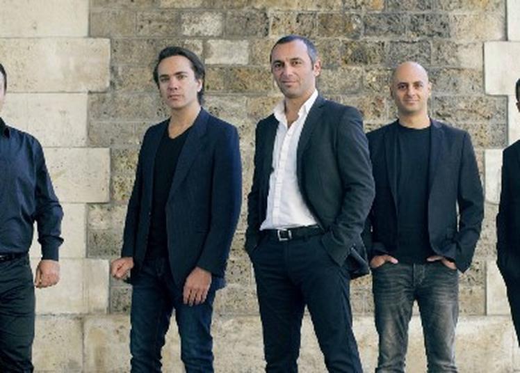 Alexis Avakian Quintet à Germigny des Pres