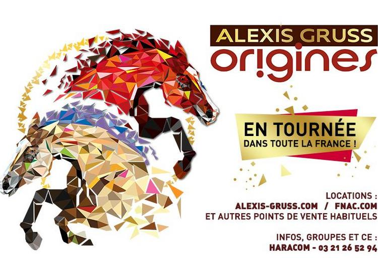 Alexis Gruss - Origines à Bordeaux