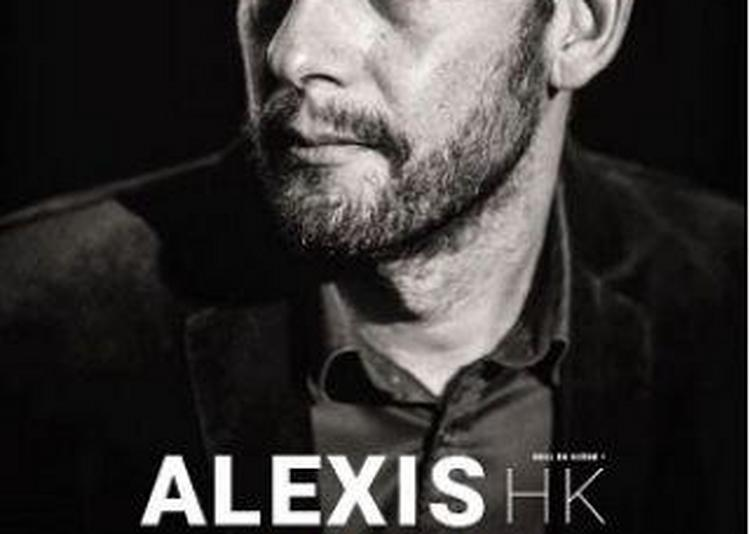 Alexis Hk à Paris 18ème