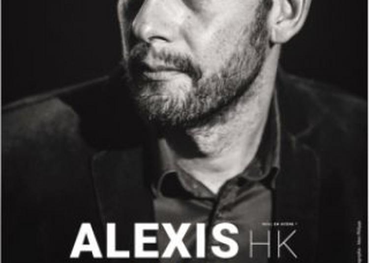 Alexis Hk - Comme Un Ours à Paris 11ème