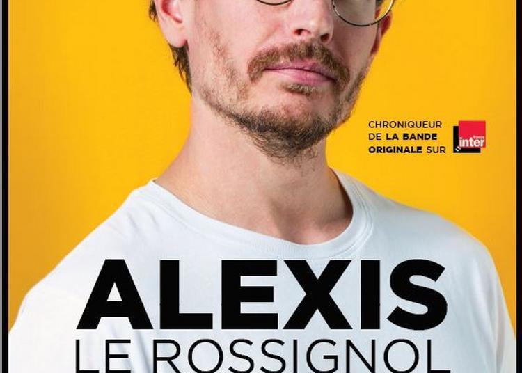Alexis Le Rossignol à Paris 4ème