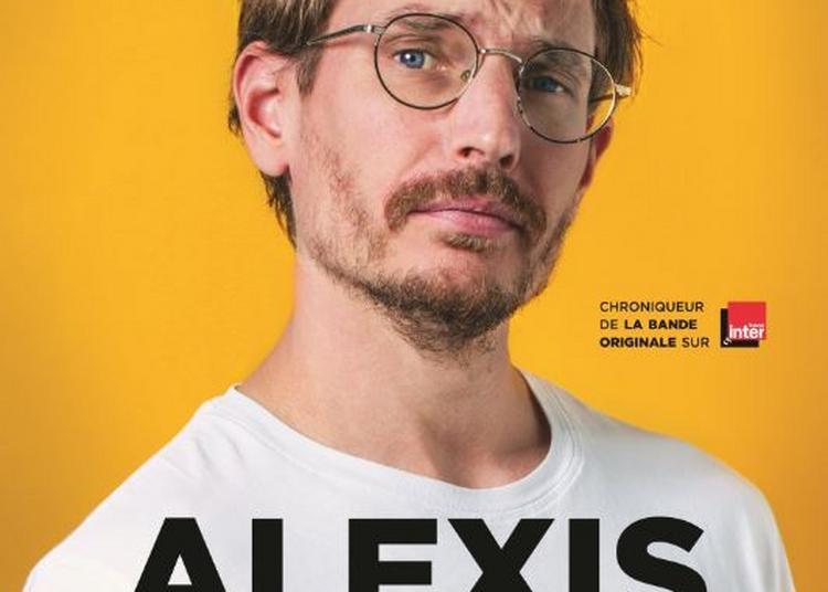 Alexis Le Rossignol au Point Virgule à Paris 4ème