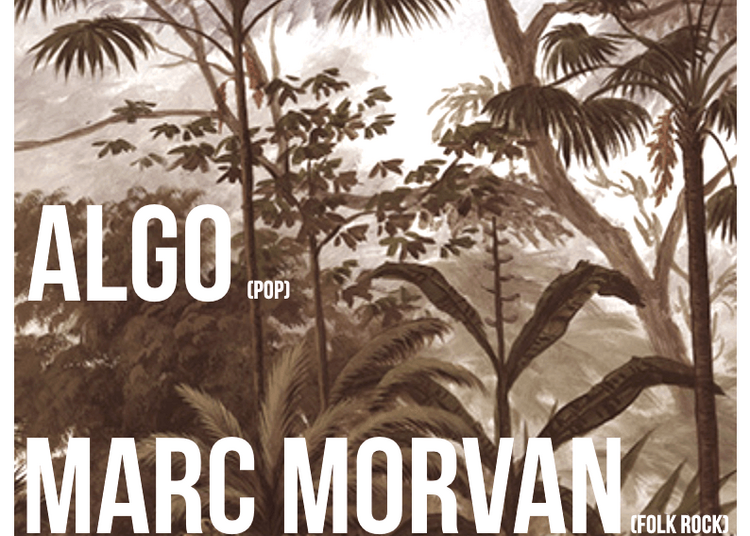 ALGO + Marc Morvan à Paris 13ème