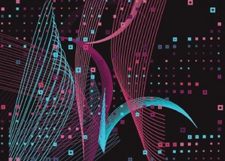 Algorithmes - Les Machines Créent-elles Des Peintures Électriques ? à La Motte Servolex