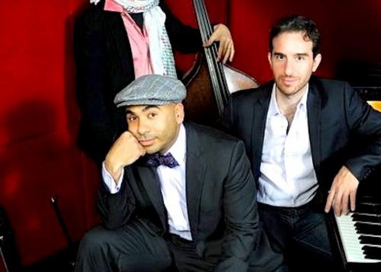 Ali Jackson / Omer Avital / Aaron Goldberg Yes! Trio? à Paris 1er