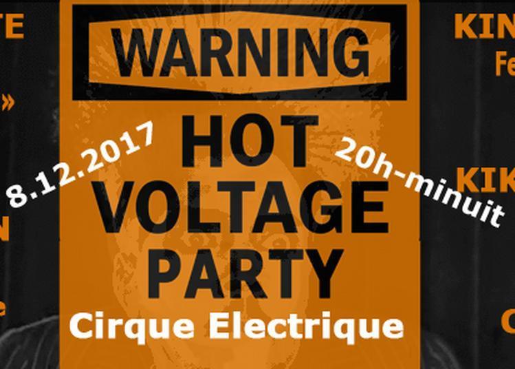 Alice Botté, King's Queer,... Hot Voltage Party à Paris 20ème