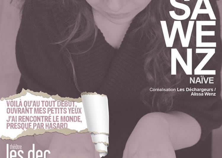 Alissa Wenz à Paris 1er
