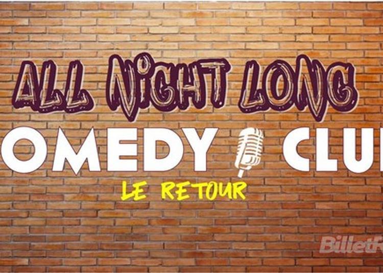 All Night Long Comedy Club à Paris 1er