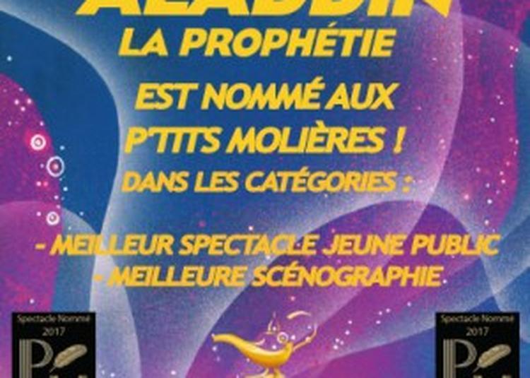 Aladdin, La Prophétie à Brest
