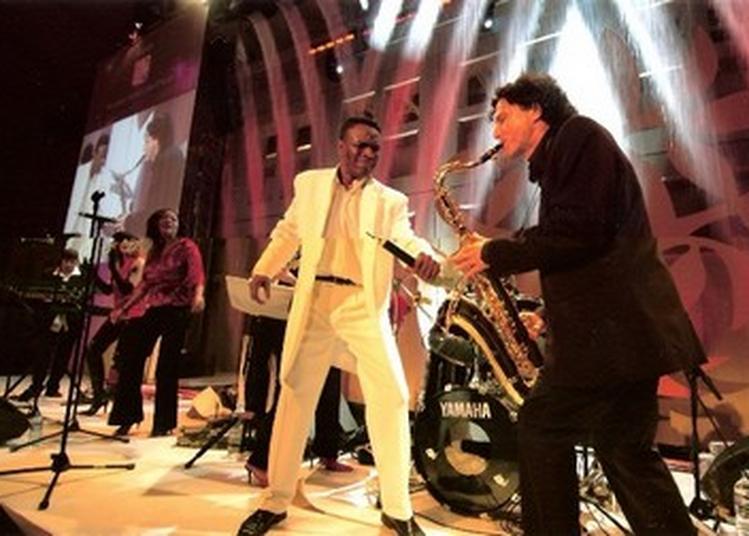 The James Brown Tribute Show à Paris 17ème