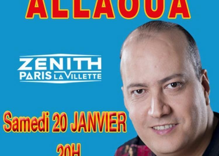 Allaoua à Paris 19ème