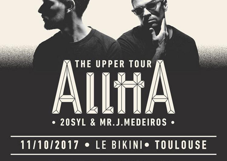 Alltta + The Geek X Vrv à Ramonville saint Agne