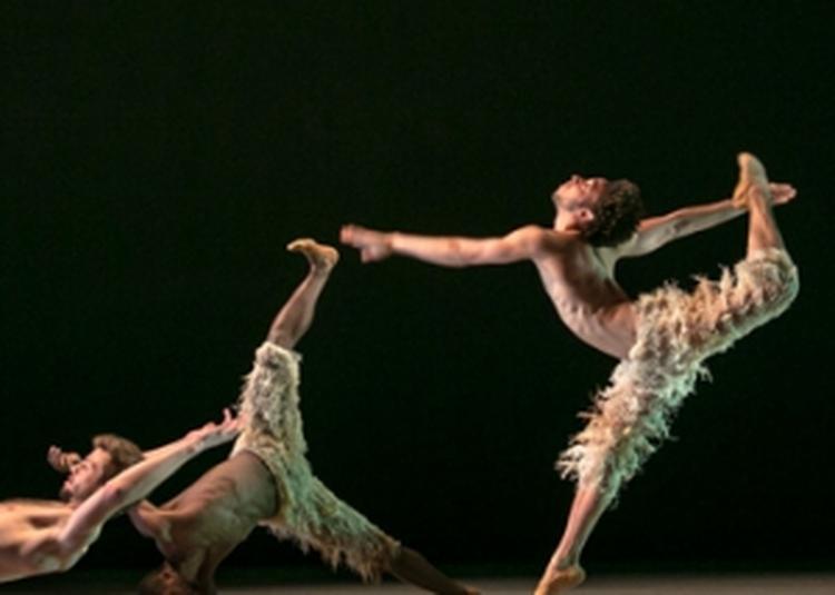 Alonzo King Lines Ballet à Biarritz