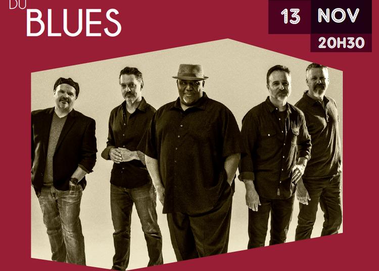 Altered Five Blues Band à Tremblay en France