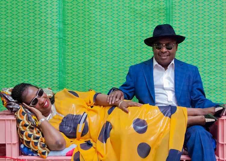 Amadou et Mariam à Elbeuf