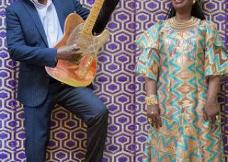 Amadou & Mariam + Guest à Magny le Hongre