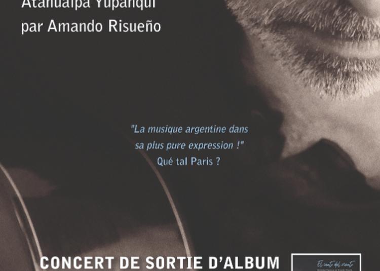 Amando Risueno à Paris 20ème