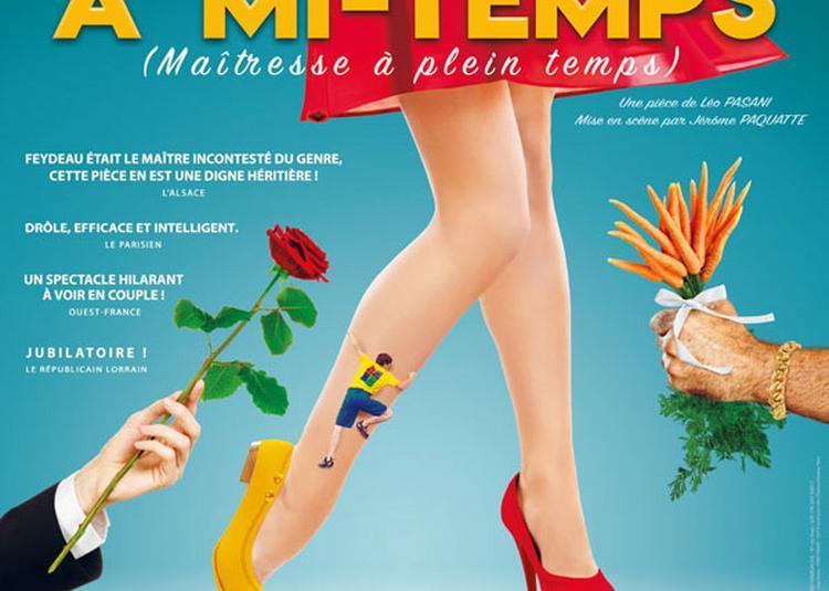 Amants A Mi-Temps à Paris 14ème